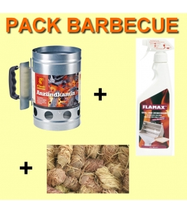 Pack barbecue