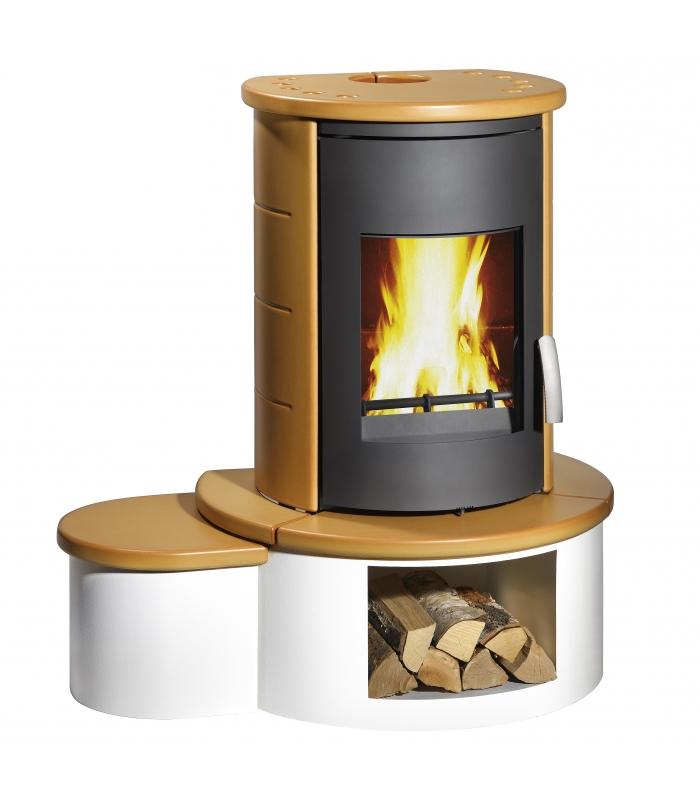 Rona lentrepot poele a bois for Foyer exterieur rona