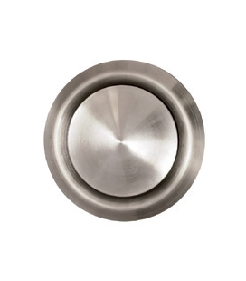 Bouche de soufflage acier inox