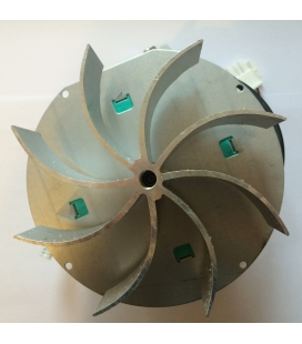 Ventilateur d'air frontal EDILKAMIN Polaris, Soleil...