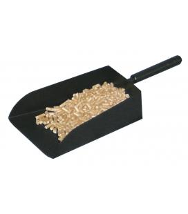 Pelle à granulés epoxy noir