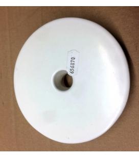 Cache ceramique blanc Tiny
