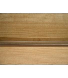 Joint isolant pour plaque de sol verre