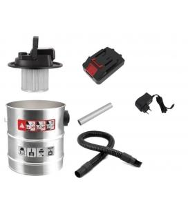 Aspirateur vide-cendre motorisé à batterie