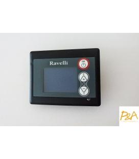 Tableau de commande fixe 3 touches RAVELLI